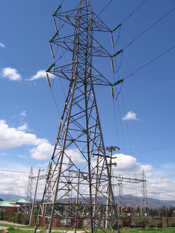 estructuras metalicas en colombia: